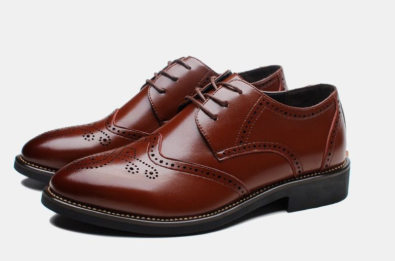 Hombre Classic Zapatos Mens Brogue Dress ShoesCalzado zMqUVSp