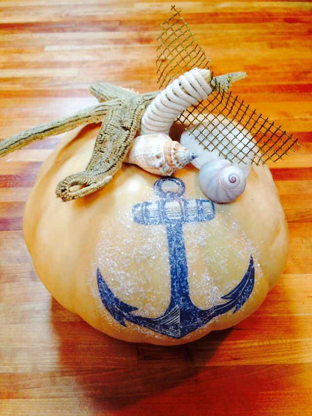 Beachy Pumpkin
