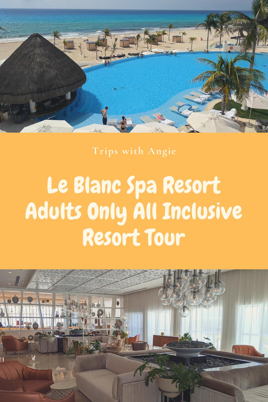 Mexico Spa Resort: Le Blanc Spa Resort Cancun