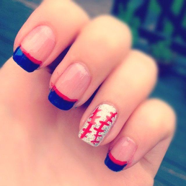 Red Sox Nails