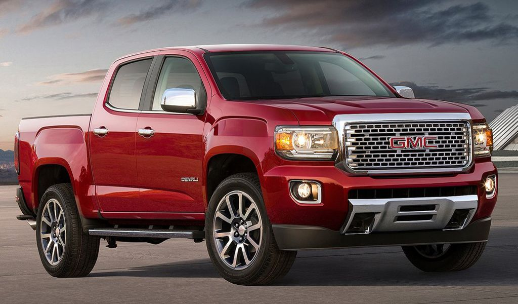 2019 Gmc Canyon Is A New Medium Sized Vehicle On The Market This