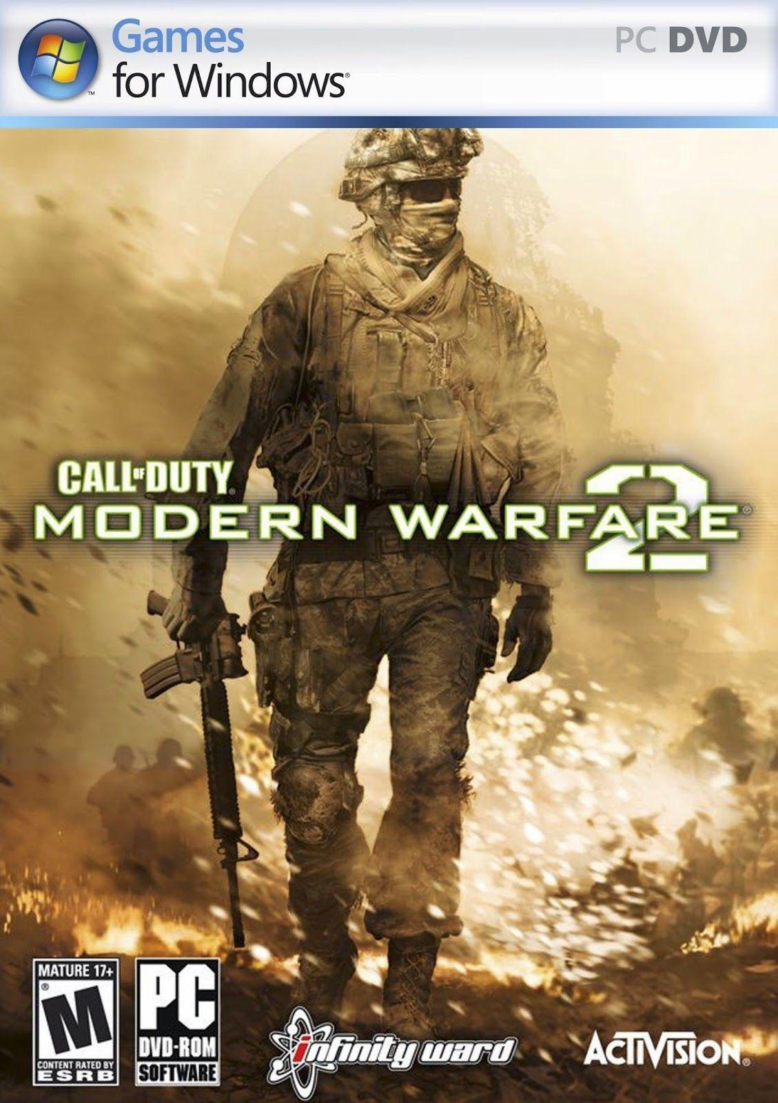 Call of Duty Modern Warfare 2 Black Box Repack with