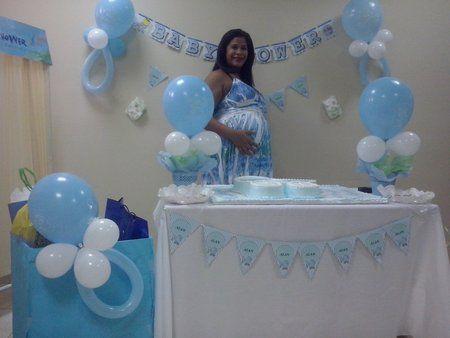 Imagen relacionada baby shawer pinterest decoraci n - Decoracion baby shower nina sencillo ...