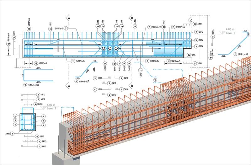 Sofistik Solutions For Reinforced Concrete Concrete Architecture Building Information Modeling Reinforced Concrete