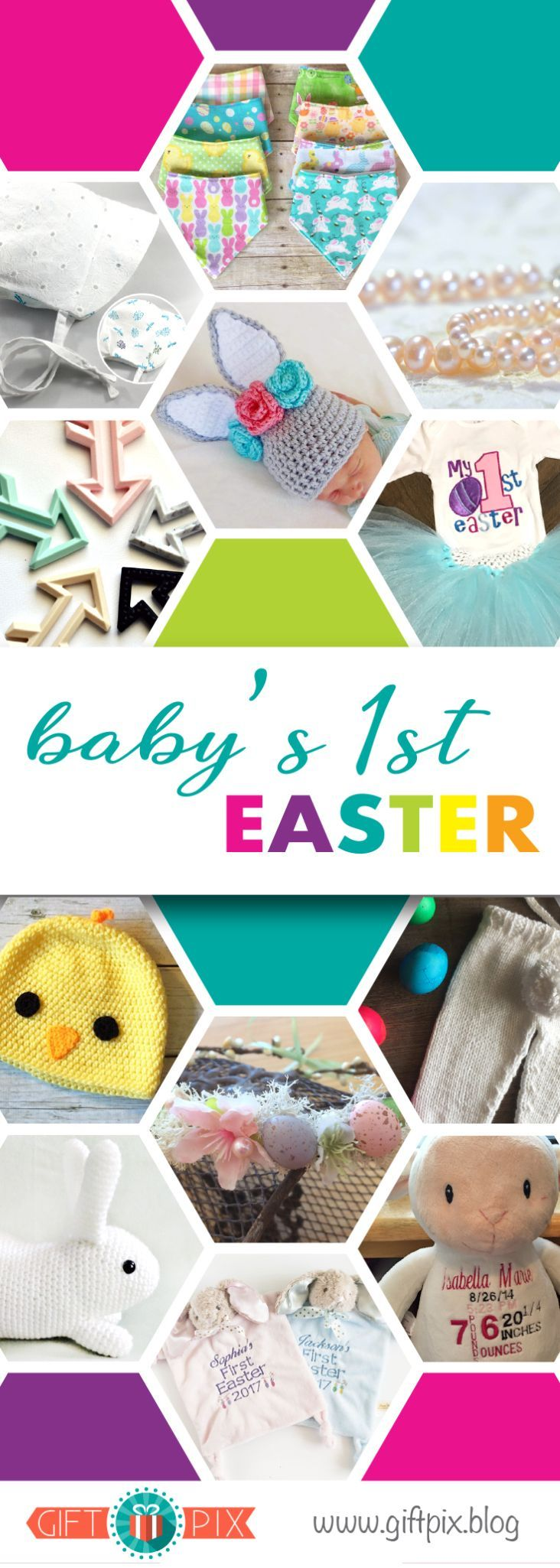 Babys first easter gift guide featuring awesome etsy sellers babys first easter gift guide featuring awesome etsy sellers negle Images