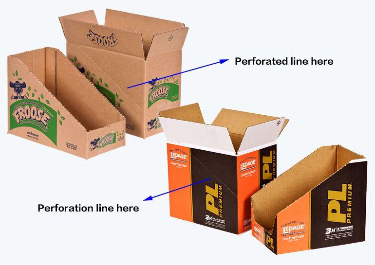 Shelf Ready Packaging Gift Box Packaging Pinterest