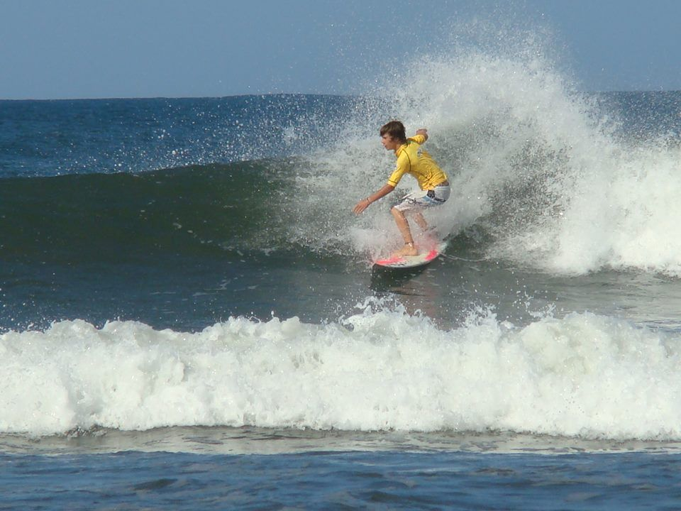 Family Surf Camp, Tierra Magnfica at the one of the world's top surfing destinations, #Nosara #CostaRica