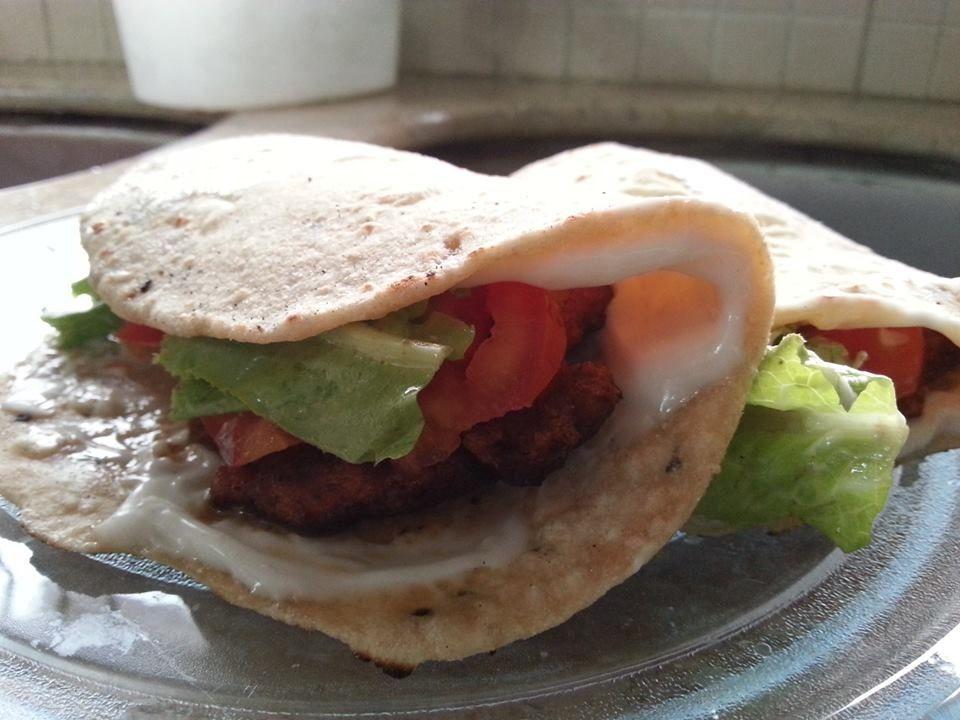 Chicken Mac Arabia Recipe By Shireen Anwar Neel S Corner Recipes Shireen Anwar Recipes Stuffed Peppers