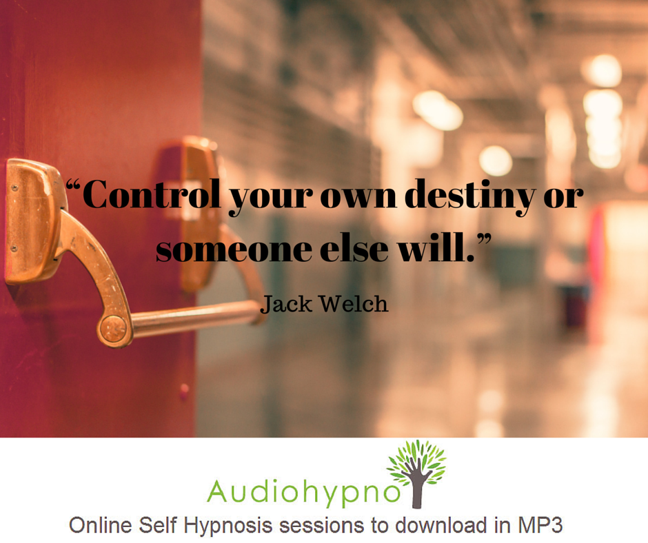 Control Your Own Destiny Or Someone Else Will Jack Welch Quotes