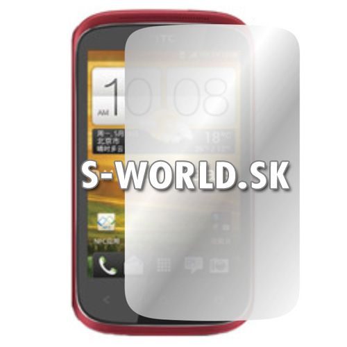 Ochranná fólia HTC Desire C - zrkadlová | Ochranné fólie na displej - S-world.sk - synchronized world - Vy máte potreby, my riešenia - Noteb...
