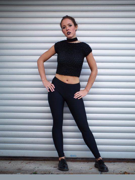 #streetstyle #fashion #blogger #blackoutfit #black #styling #choker #chokertrend #docmartens #docs #punk #dollskill  http://365daysofcarnival.com/365-days-of-carnival/black-and-cold.html