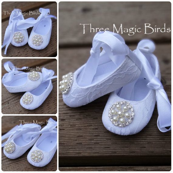 Special occasion shoes, Baby girl