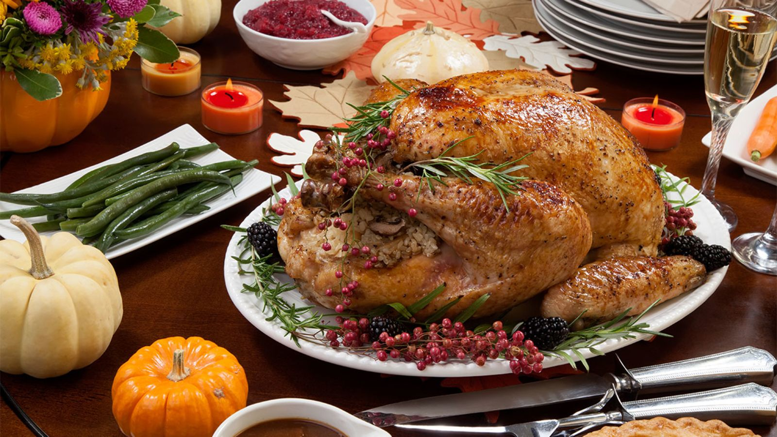 how to prepare a fresh turkey for roasting