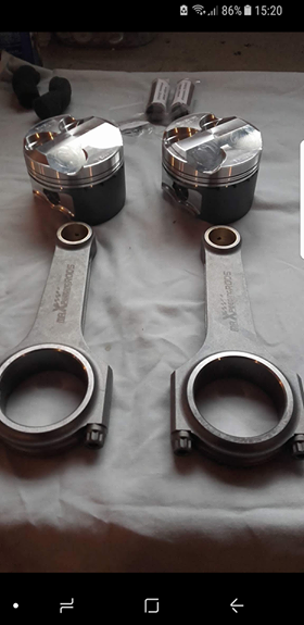 Share By Jamie Roberts Who Also Bought It Few Days Ago For Peugeot 405 Mi16 1 9l Xu9j4 143mm Connecting Rod High Performance Peugeot High Performance Beams