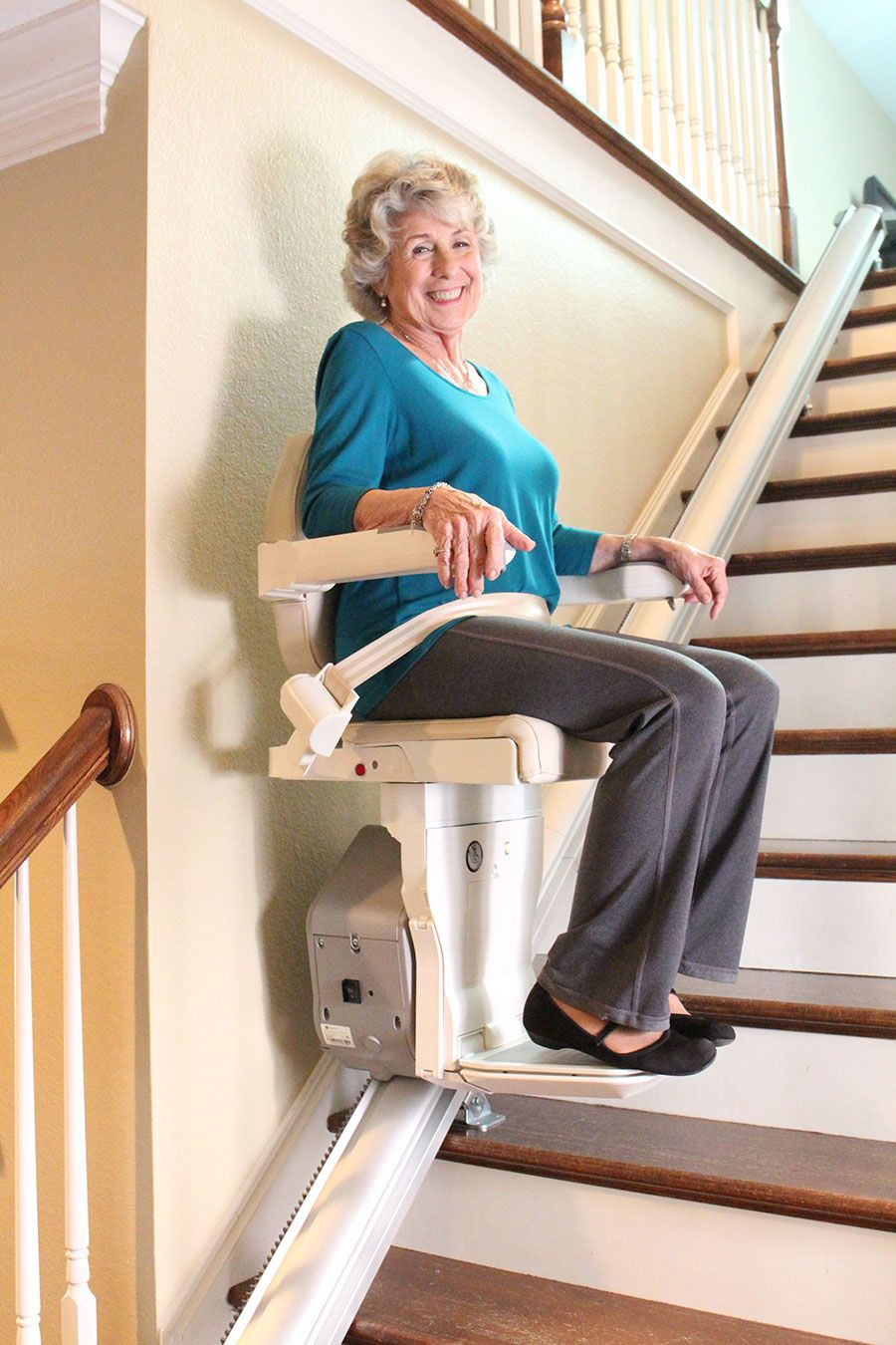 Easy Climber Stair Lifts   Remain Happy And Safe In Your Home With The Easy  Climber Stair Lift!   Http://www.easyclimber.com/