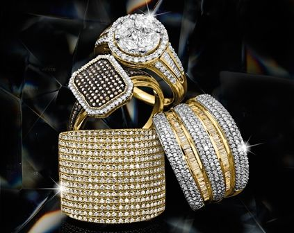 Pin By Rutendo Claris Gweshe On American Swiss Jewelry Retailers Bling Wedding Bands