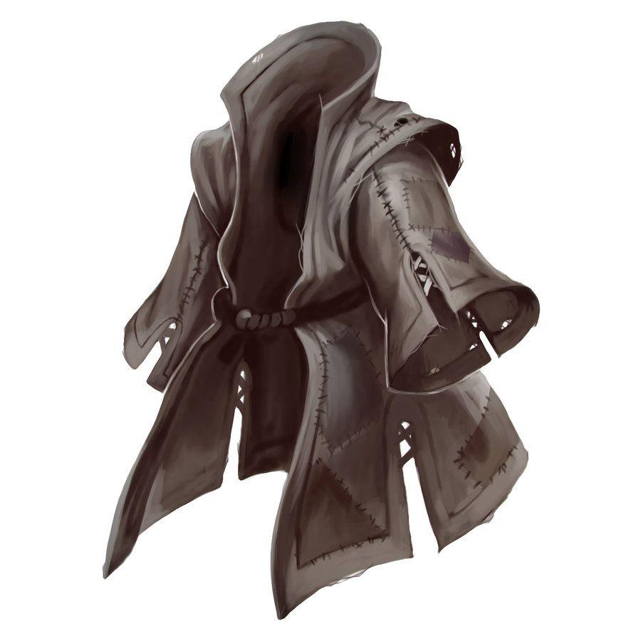 Slayer's Robes by Beastysakura.deviantart.com on @DeviantArt