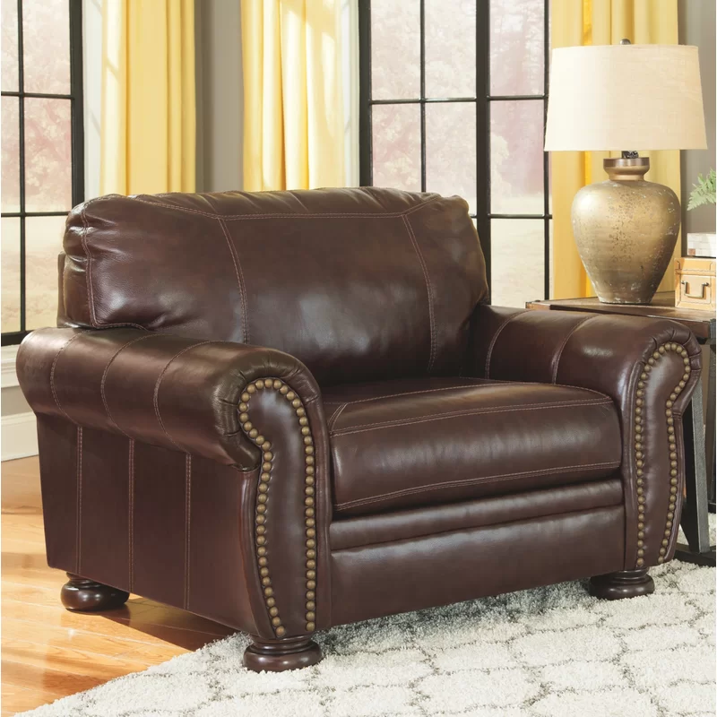 Ryan Armchair Chair and a half, Furniture, Living room
