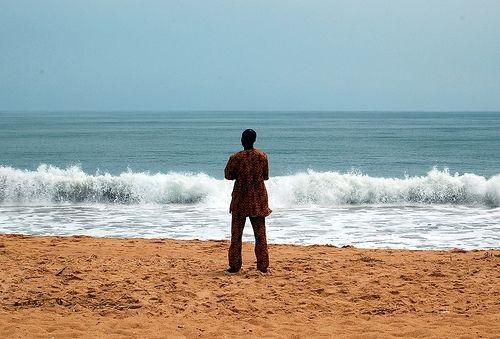Benin Photos - Embarkation Point (Ouidah, Benin)   iExplore