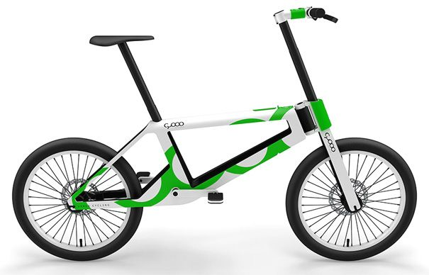 Electric Folding Bike Goes Zoom Zoom With Images Electric Bike