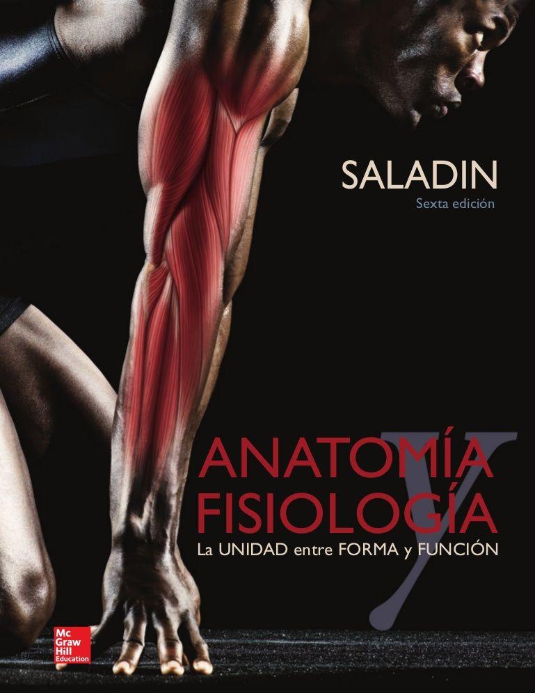 Libro de Anatomía y Fisiología, con excelente imágenes y ...