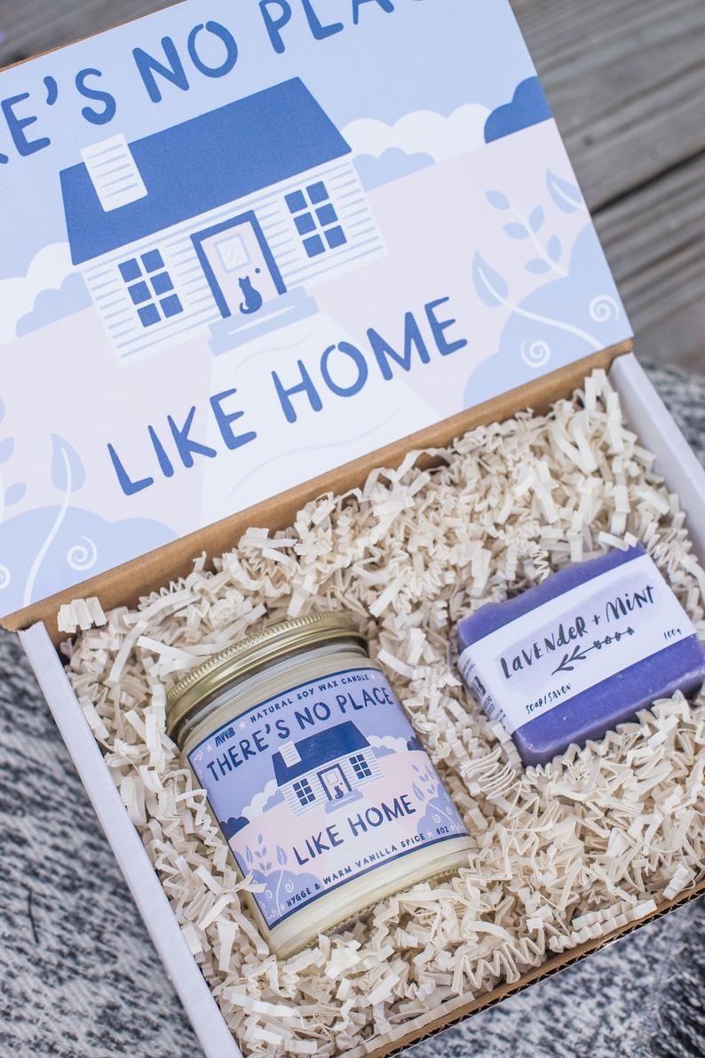 Housewarming gift new home gift housewarming gift box