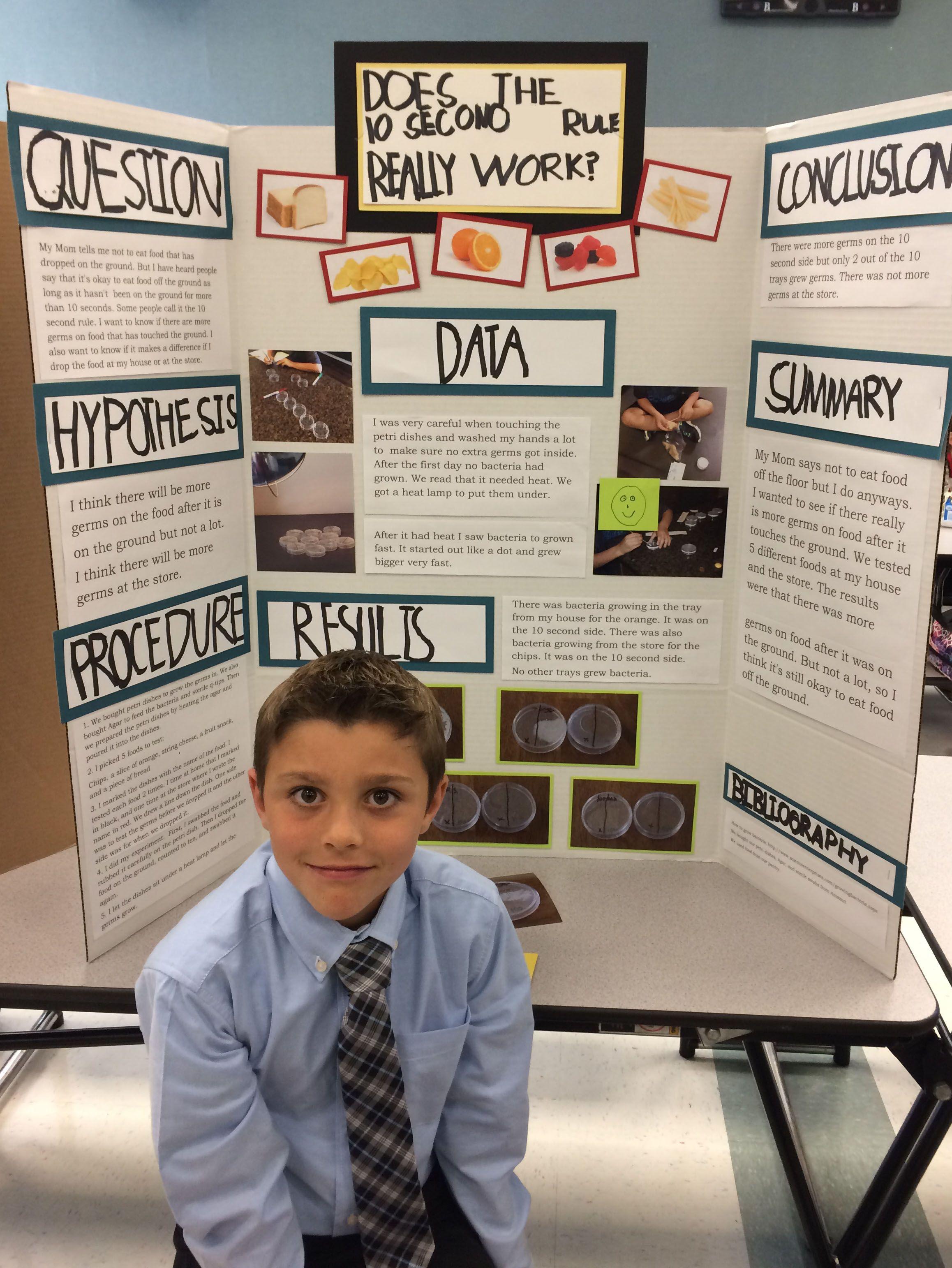 High School Science Fair Ideas