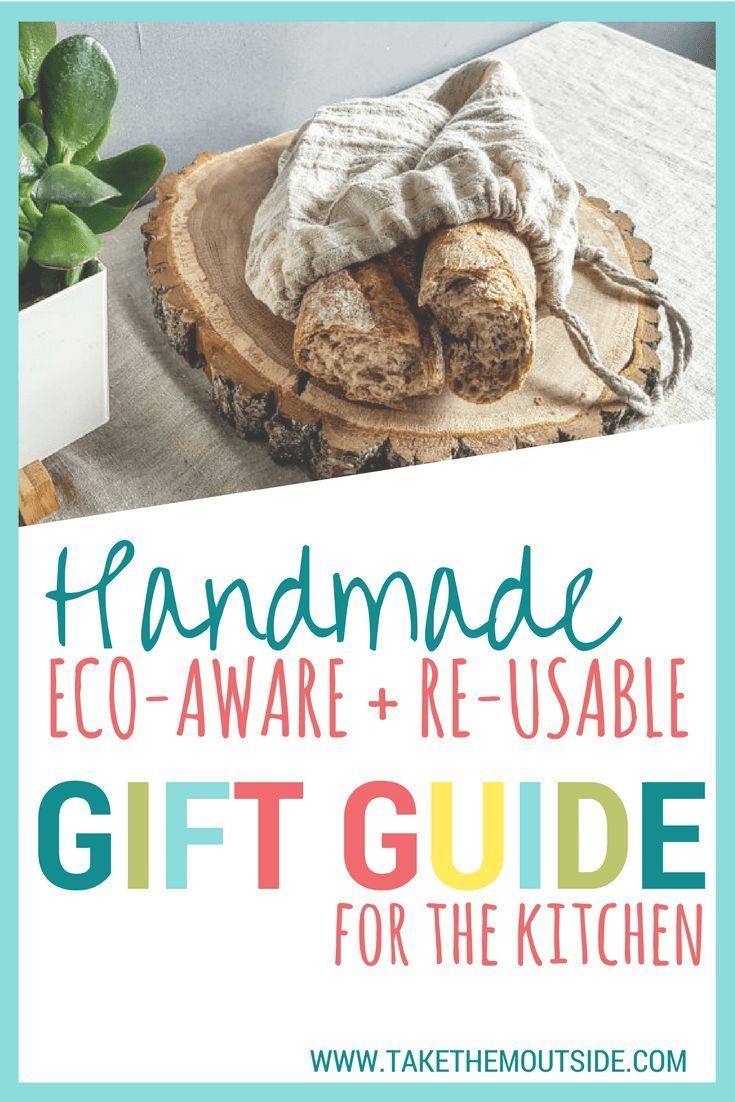 Beautiful Handmade And Eco Friendly Gifts For Mom | Practical Gifts And Gift