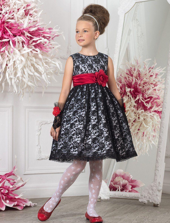 Нарядные платья для девочек пошить своими руками фото 185