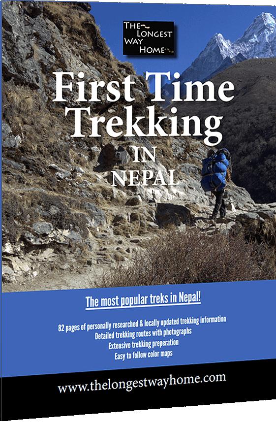 Trekking In Nepal Guide Book