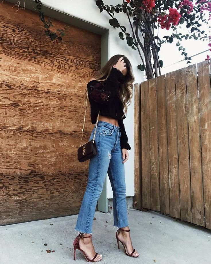 Photo of – casual autumn outfit, spring outfit, summer, style, outfit inspiration, Millenni …