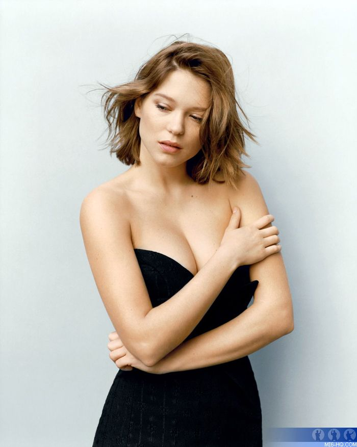 MI6 opens the image archives for Lea Seydoux who will play Madeleine Swann in SPECTRE