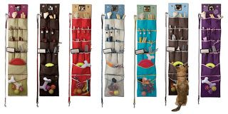 Hanging Pet Organizer Review from SusieQTpies Cafe