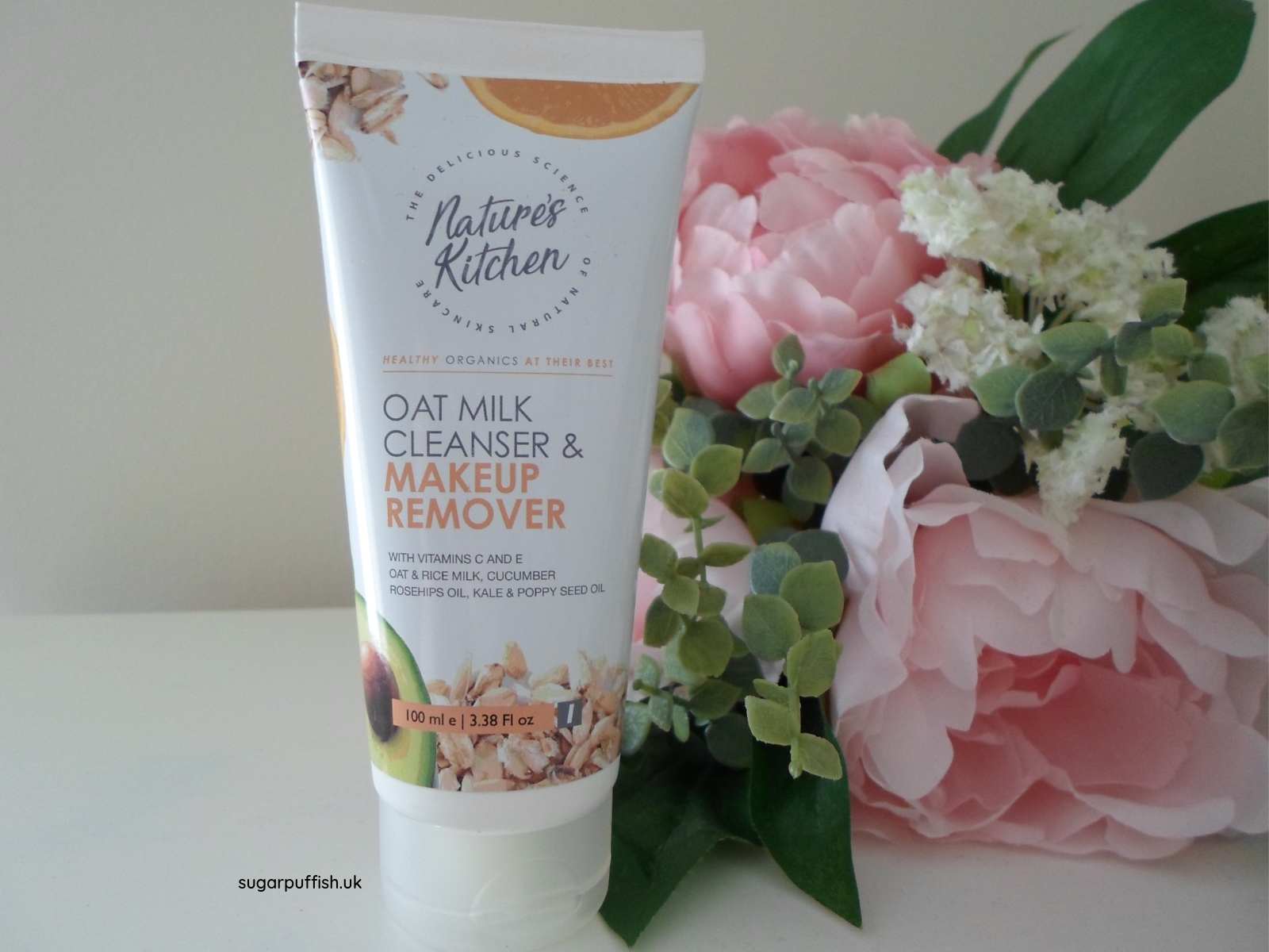 Review for Love Lula Nature's Kitchen Oat Milk Cleanser