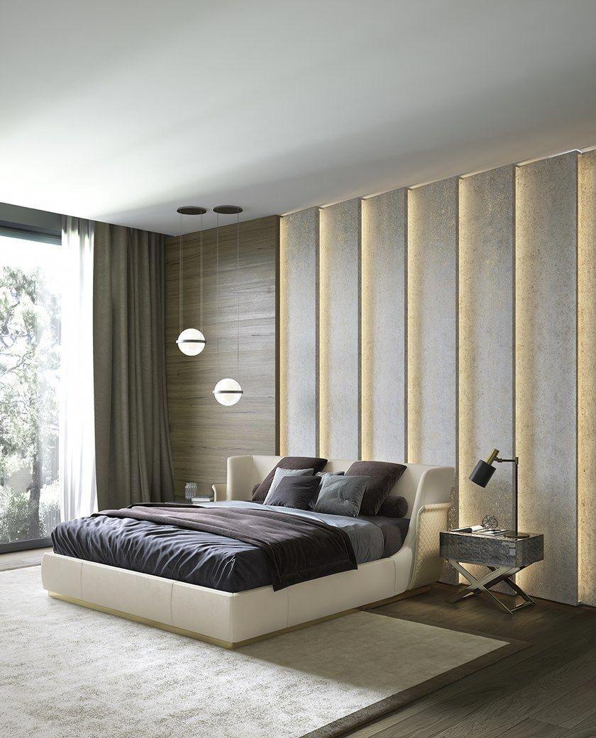 Luxury Bedroom Background Royal Bed  #Glamlivingroomdecor