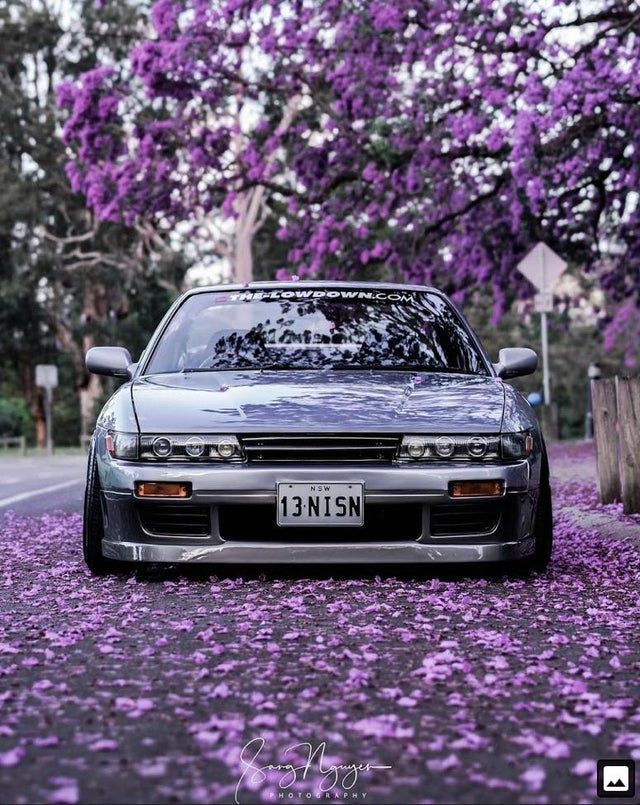 日産Silvia S13-carporn #cars modified wallpaper #S13 #日産 ...