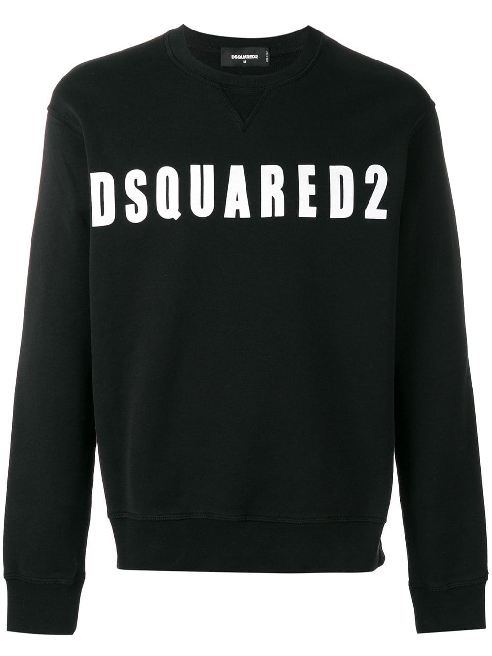 e1255f7eff6 Dsquared2 logo sweatshirt - Black in 2019 | Products | Sweatshirts ...