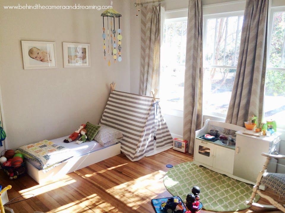 Las habitaciones montessori tienen ciertas caracter sticas for Cuartos para ninas montessori