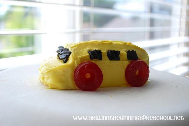 School bus Twinkies   Fun with Food   Kids meals, School ...