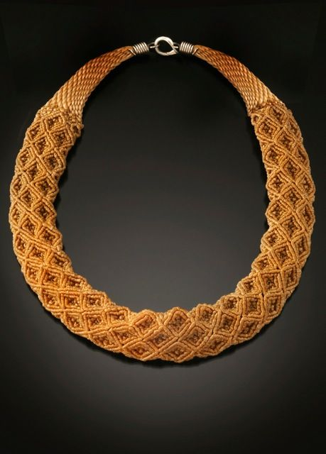 Tribal Ties, by Josh Hirt hand weave and intricately knot each piece of jewelry and incorporating his hand made beads and other special pieces.  Learn more about Pacific Fine Arts and this artist at http://pacificfinearts.com  #PFAF #PacificFineArtsFestivals #FineArt #Festivals #ContemporaryArt #ArtWork #ArtofTheDay #ArtForSale #BeautifulArt #VisualArt #Artsy #ExpositionArt #InstaGallery #SiliconValley #BayArea #California #NorthernCalifornia