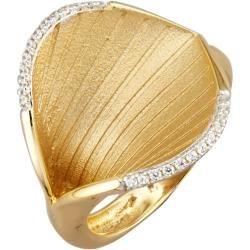 Photo of Flower ring Diemer Gold DiemerDiemer
