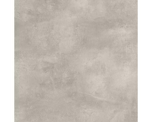 Feinsteinzeug Wand Und Bodenfliese Vision Grau Glas 60x60 Cm