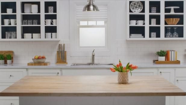 Paint the Inside of Your Cabinets   Open shelving, Home ...