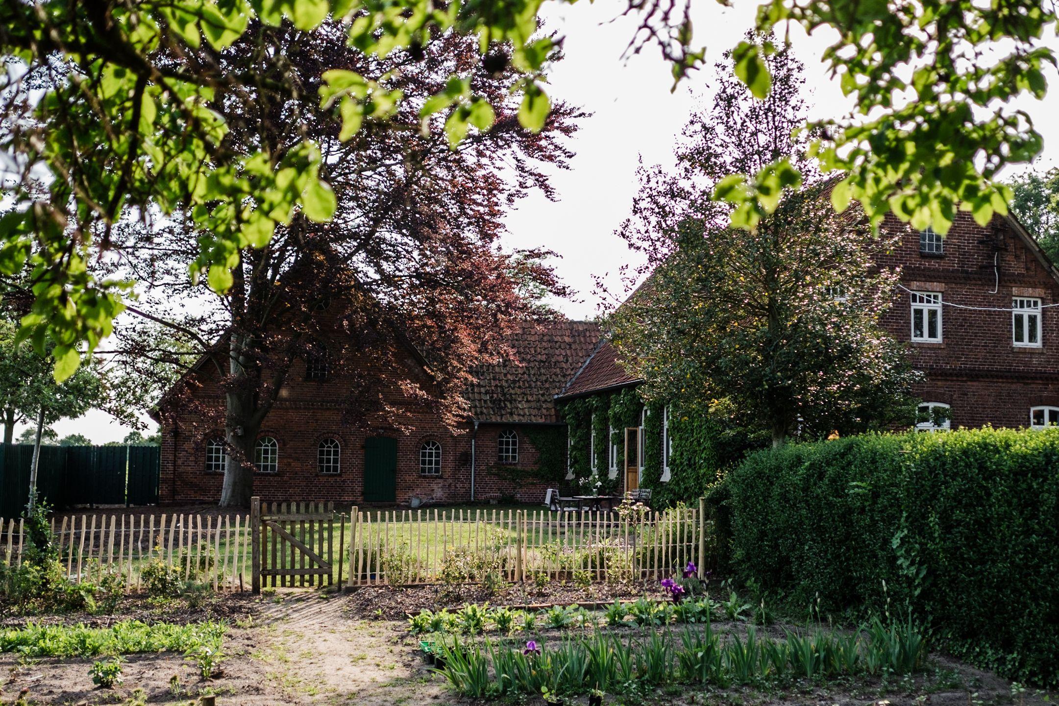 Unser Haus und Hof | Garten, Hof, Garten gestalten