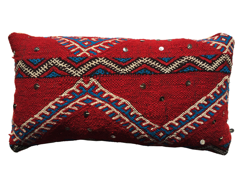 Moroccan Decor Kilim Pillow Cover Moroccan Pillow Vintage Cushion Cover Boho