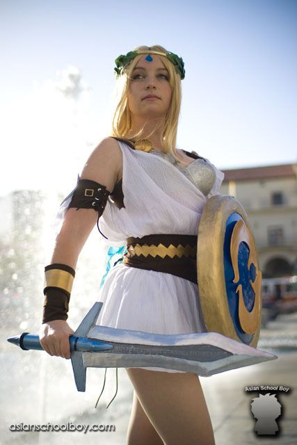 Well well I usually donu0027t upload more the one photo of each costume be. Soul Calibur Cosplay is Epic  sc 1 st  Pinterest & Soul Calibur Sophitia. | Bad ass | Pinterest | Cosplay deviantART ...