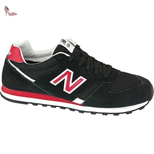 design intemporel 7d3b8 17099 New Balance - ML554SMK - ML554SMK - Couleur: Noir - Pointure ...