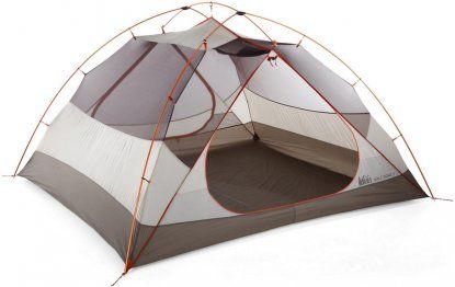 REI Half Dome 4 c&ing tent  sc 1 st  Pinterest & REI Half Dome 4 camping tent | Camping Hiking and Adventure ...