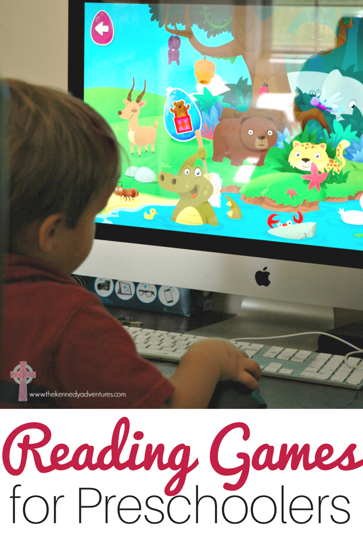Amazing Online Reading Games For Preschoolers From Reading Eggs Preschool Games Toddler Games Online Reading Games