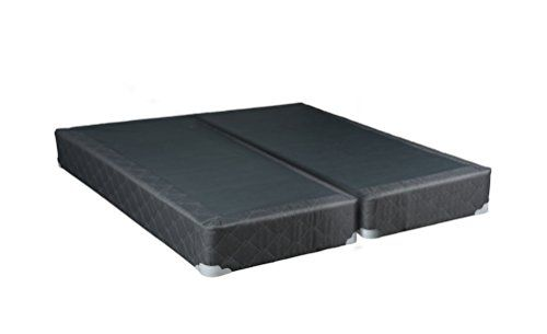Continental Sleep Fully Assembled 5 Inch Queen Size Split Box Spring